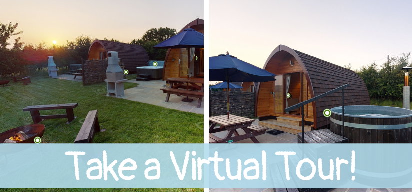 Take a Virtual Tour of Our Pods!